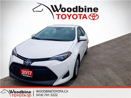 2017 Toyota Corolla  (Stk: P7028) in Etobicoke - Image 1 of 13