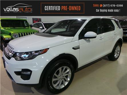 2019 Land Rover Discovery Sport HSE (Stk: NP5881) in Vaughan - Image 1 of 27