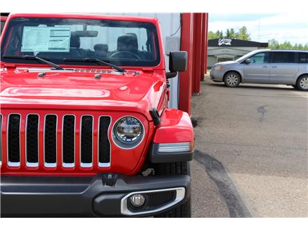 2020 Jeep Gladiator Overland (Stk: LT025) in Rocky Mountain House - Image 1 of 15
