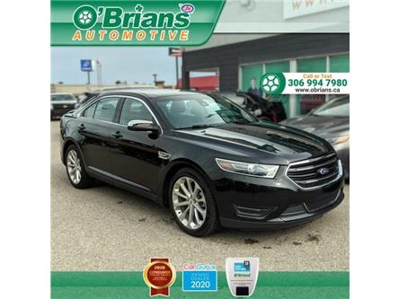 2019 Ford Taurus Limited (Stk: 13406A) in Saskatoon - Image 1 of 27