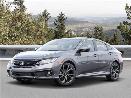 2020 Honda Civic Sport (Stk: 20474) in Milton - Image 1 of 23