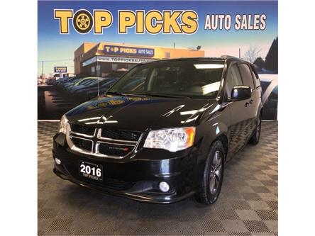 2016 Dodge Grand Caravan SE/SXT (Stk: 251022) in NORTH BAY - Image 1 of 26
