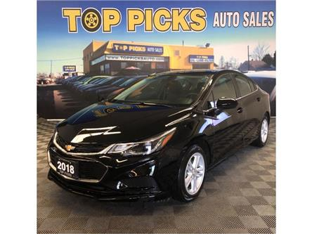 2018 Chevrolet Cruze LT Auto (Stk: 209041) in NORTH BAY - Image 1 of 26