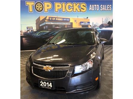 2014 Chevrolet Cruze 1LT (Stk: 126635) in NORTH BAY - Image 1 of 25