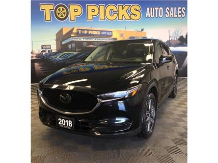 2018 Mazda CX-5 GT (Stk: 323428) in NORTH BAY - Image 1 of 28
