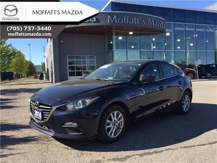 2016 Mazda Mazda3 Sport GS (Stk: 28066) in Barrie - Image 1 of 20