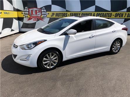 2016 Hyundai Elantra Sport Appearance (Stk: 49420) in Burlington - Image 1 of 22