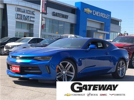 2018 Chevrolet Camaro 1LT / RS PACKAGE / BLUE TOOTH / AUTOMATIC (Stk: 190605) in BRAMPTON - Image 1 of 17