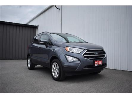 2018 Ford EcoSport SE (Stk: USL1877) in Kingston - Image 1 of 26