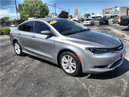 2016 Chrysler 200 Limited (Stk: 191762A) in Windsor - Image 1 of 12
