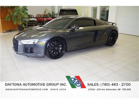 2017 Audi R8 5.2 V10 plus (Stk: 4837) in Edmonton - Image 1 of 25