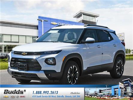 2021 Chevrolet TrailBlazer LT (Stk: TB1001) in Oakville - Image 1 of 25