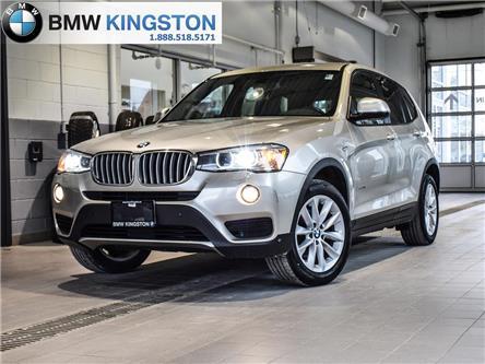 2016 BMW X3 xDrive28i (Stk: P0012) in Kingston - Image 1 of 29
