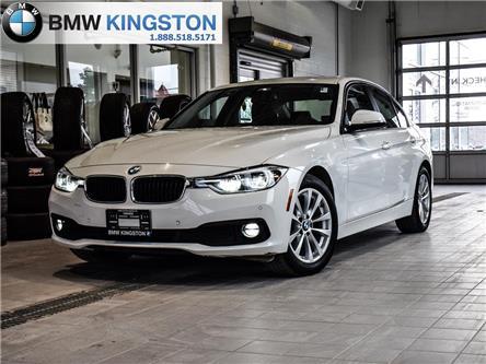 2017 BMW 320i xDrive Sedan (8E57) (Stk: P0019) in Kingston - Image 1 of 30