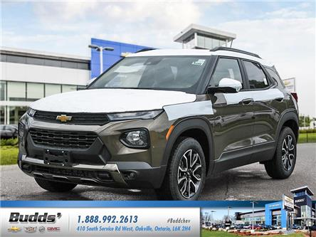 2021 Chevrolet TrailBlazer ACTIV (Stk: TB1000) in Oakville - Image 1 of 25