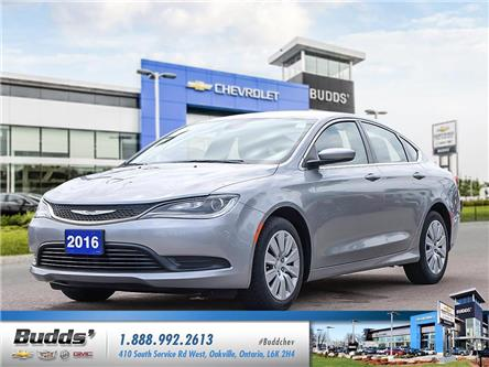 2016 Chrysler 200 LX (Stk: AC9008A) in Oakville - Image 1 of 25