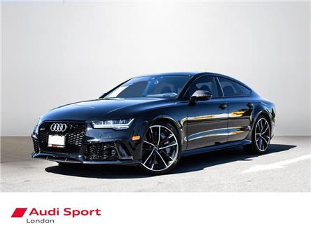 2018 Audi RS 7 4.0T performance (Stk: 600691) in London - Image 1 of 30