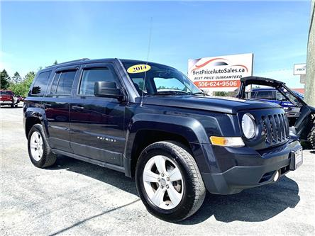 2014 Jeep Patriot Sport/North (Stk: A3357) in Miramichi - Image 1 of 30