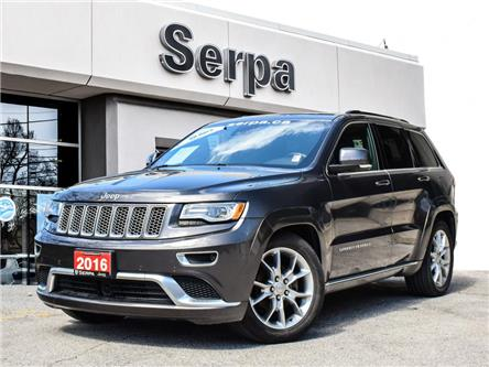 2016 Jeep Grand Cherokee Summit (Stk: P9156) in Toronto - Image 1 of 27