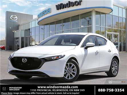 2020 Mazda Mazda3 Sport GS (Stk: M30888) in Windsor - Image 1 of 23