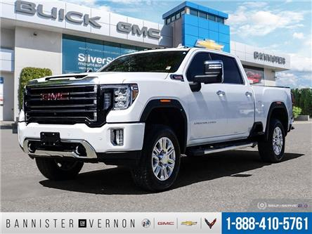 2020 GMC Sierra 3500HD Denali (Stk: P20352) in Vernon - Image 1 of 25