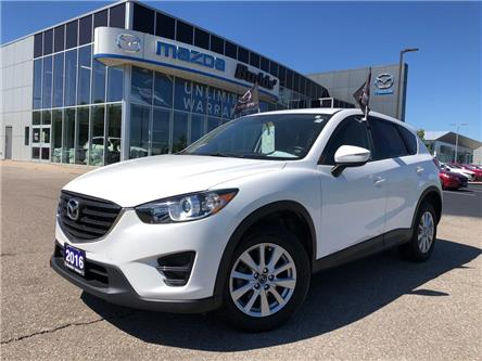 2016 Mazda CX-5 GX (Stk: P3587) in Oakville - Image 1 of 17