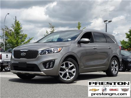 2016 Kia Sorento 2.0L SX (Stk: X29851) in Langley City - Image 1 of 26