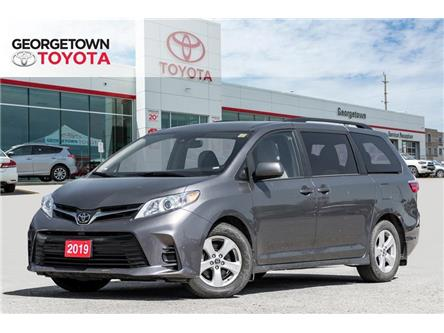 2019 Toyota Sienna LE 8-Passenger (Stk: 19-02223GR) in Georgetown - Image 1 of 21