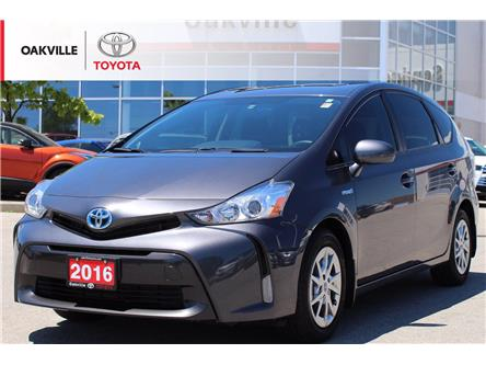 2016 Toyota Prius v Base (Stk: LP8935) in Oakville - Image 1 of 16
