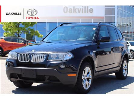 2009 BMW X3 xDrive30i (Stk: 20900A) in Oakville - Image 1 of 10
