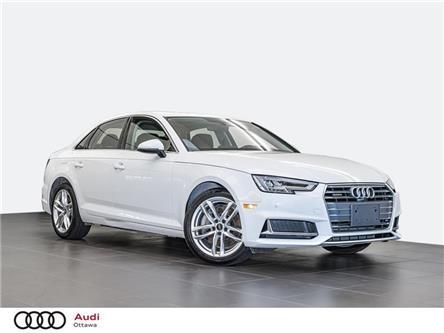 2019 Audi A4 45 Technik (Stk: 53285A) in Ottawa - Image 1 of 21