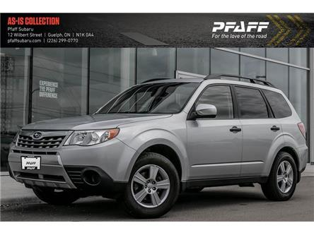 2011 Subaru Forester 2.5 X Convenience Package (Stk: S00649A) in Guelph - Image 1 of 22