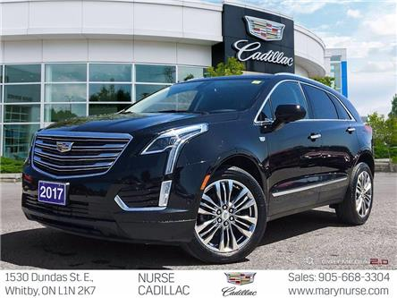 2017 Cadillac XT5 Premium Luxury (Stk: 10X310) in Whitby - Image 1 of 26