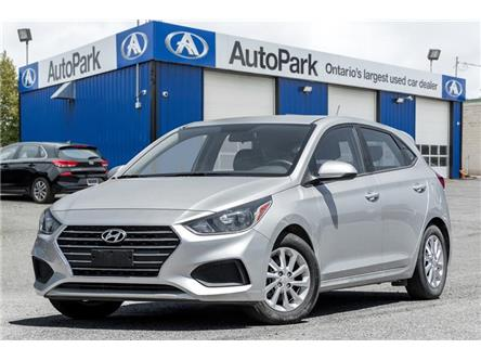 2019 Hyundai Accent ESSENTIAL (Stk: 19-80522R) in Georgetown - Image 1 of 18