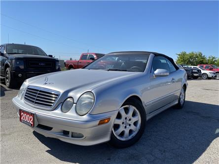 2002 Mercedes-Benz CLK-Class Base (Stk: 2T118968) in Bolton - Image 1 of 12