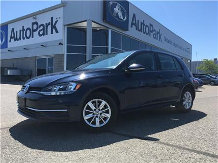 2018 Volkswagen Golf 1.8 TSI Trendline (Stk: 18-85710RJB) in Barrie - Image 1 of 23