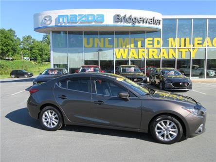 2016 Mazda Mazda3 GS (Stk: ) in Hebbville - Image 1 of 16