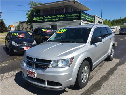 2012 Dodge Journey CVP/SE Plus (Stk: 2682) in Kingston - Image 1 of 13