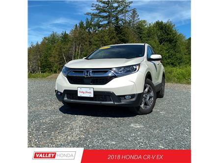 2018 Honda CR-V EX (Stk: U5632A) in Woodstock - Image 1 of 8