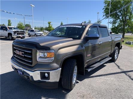 2015 GMC Sierra 1500 SLT (Stk: 61431) in Carleton Place - Image 1 of 20