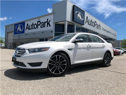 2019 Ford Taurus Limited (Stk: 19-16756RJB) in Barrie - Image 1 of 29