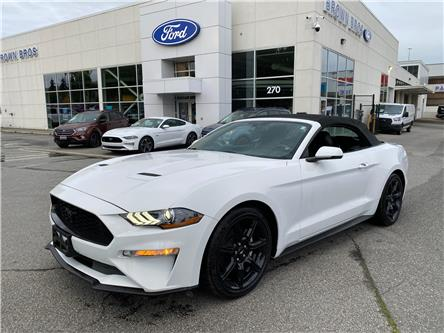 2019 Ford Mustang EcoBoost Premium (Stk: OP20169) in Vancouver - Image 1 of 23