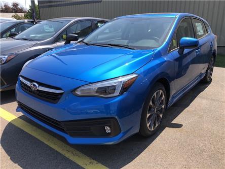 2020 Subaru Impreza Sport (Stk: SUB2384) in Charlottetown - Image 1 of 5