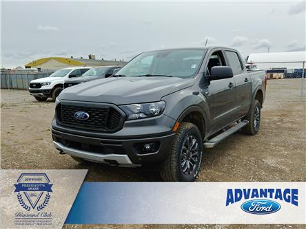 2020 Ford Ranger  (Stk: L-620) in Calgary - Image 1 of 11