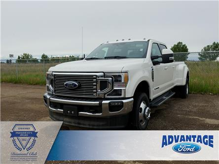 2020 Ford F-350 Lariat (Stk: L-136) in Calgary - Image 1 of 14