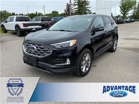 2019 Ford Edge Titanium (Stk: 5674) in Calgary - Image 1 of 29