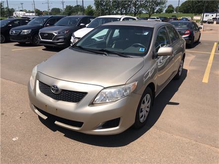 2010 Toyota Corolla LE (Stk: U3572A) in Charlottetown - Image 1 of 8