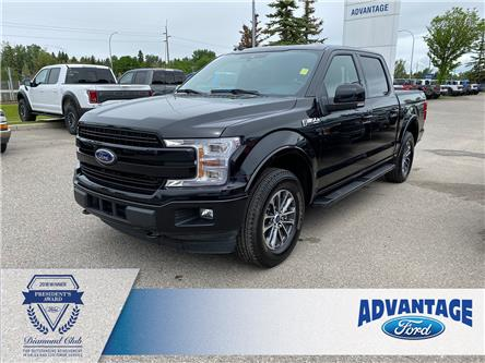 2020 Ford F-150 Lariat (Stk: K-860A) in Calgary - Image 1 of 27
