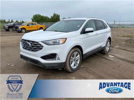 2020 Ford Edge SEL (Stk: L-556) in Calgary - Image 1 of 10