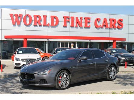 2017 Maserati Ghibli S Q4 (Stk: 17317) in Toronto - Image 1 of 24
